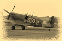 UNCE UPON A TIME... SPITFIRE MH434